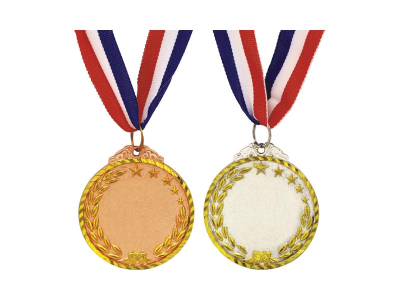 Выпускные медали
